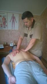 Масаж від професійного масажиста